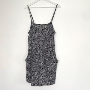 Vince Camuto Dot print Romper